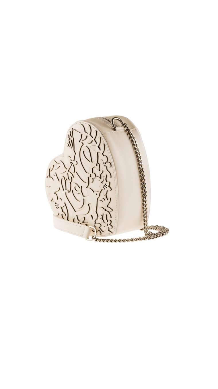 Love Heart Bag von Kaviar Gauche