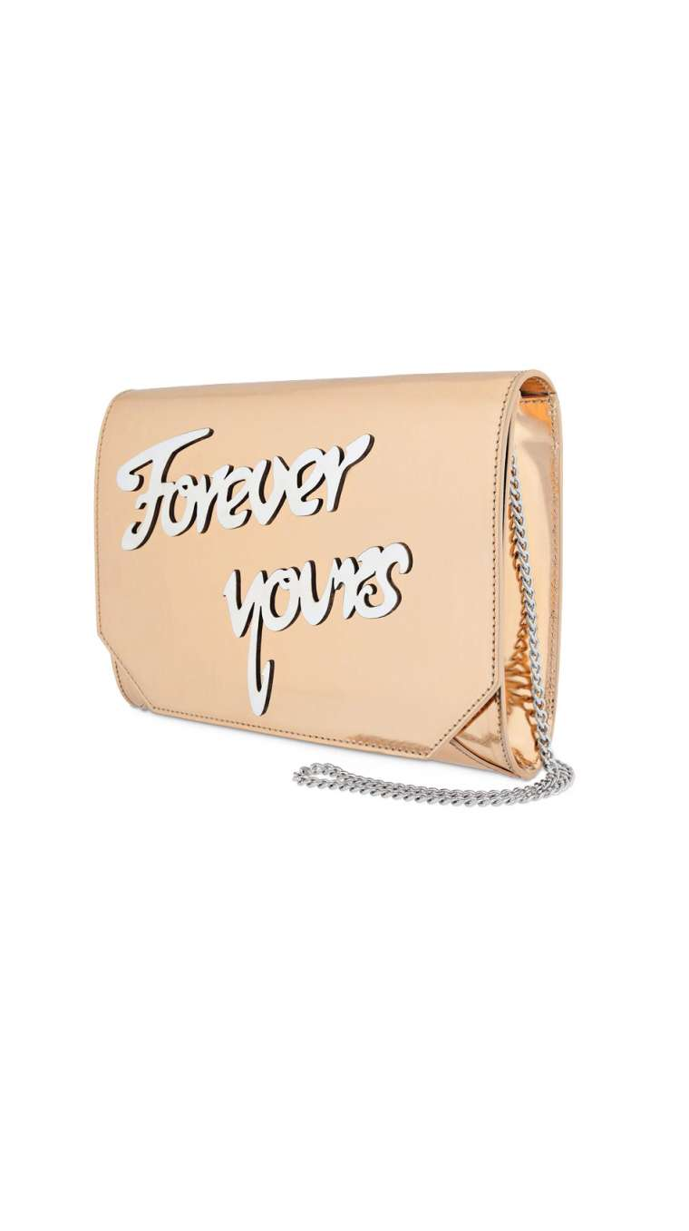 Forever Yours Clutch by Kaviar Gauche