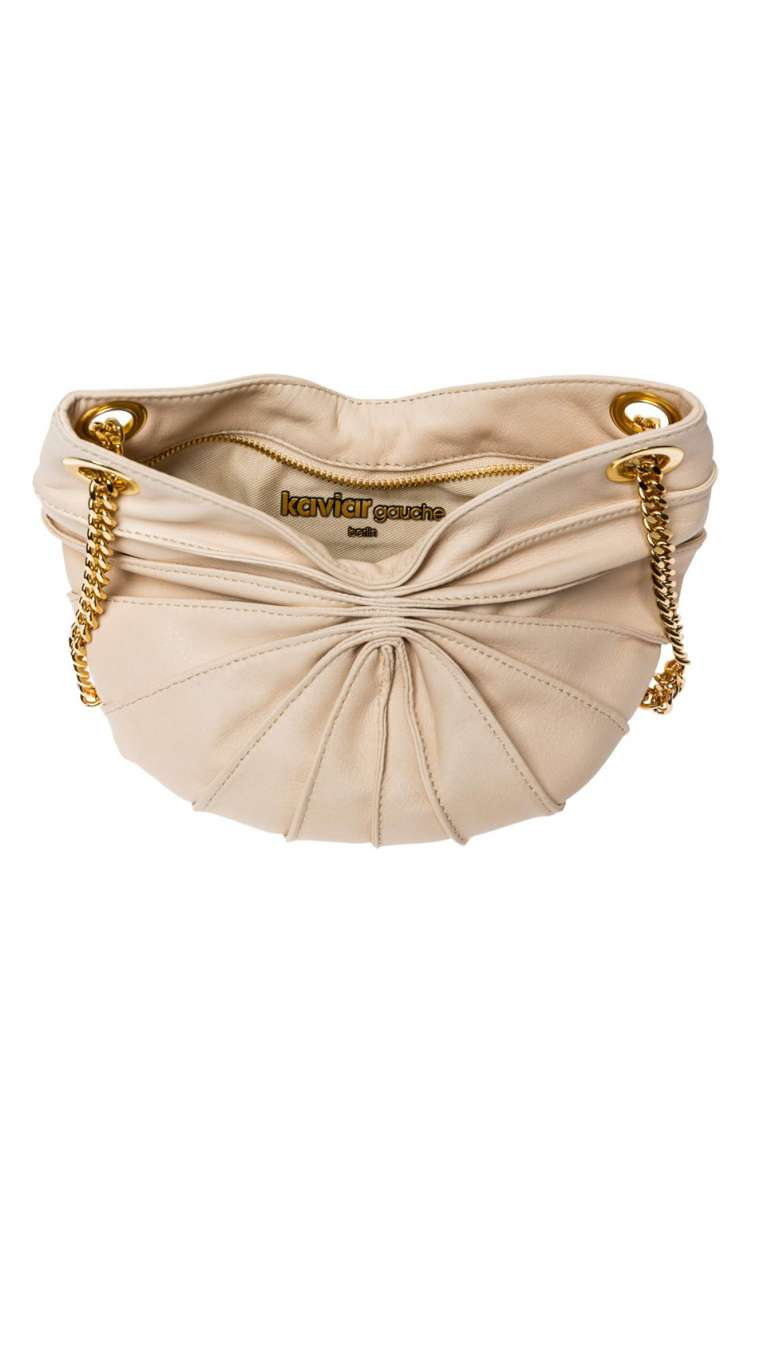 Lamella Bag open