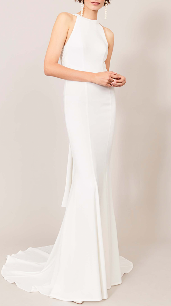Blanc de Blancs Dress from Kaviar Gauche