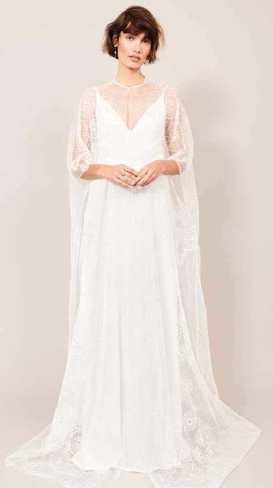 Lookbild Bubble Lace Cape