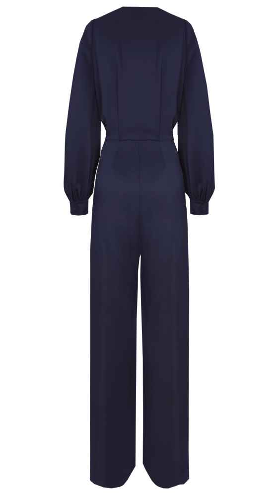 Cache Coeur Overall midnight hinten