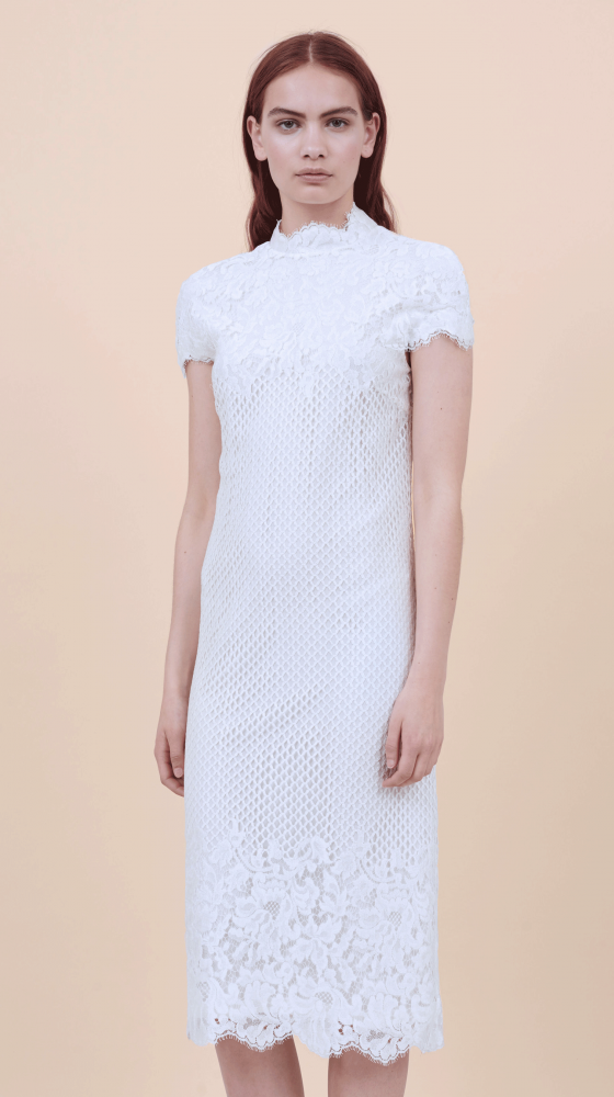 Lookbook Calais Lace Dress