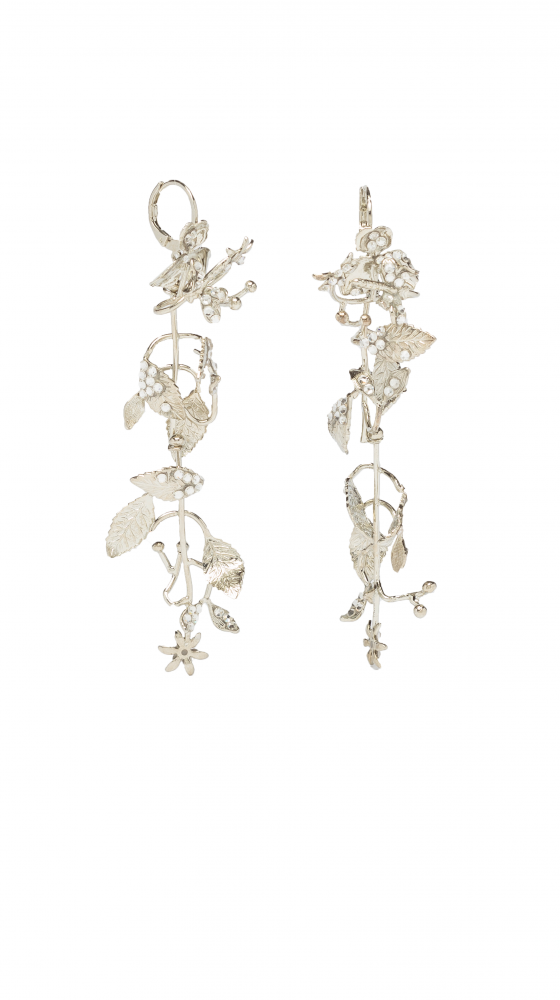 Earrings by Cécile Boccara