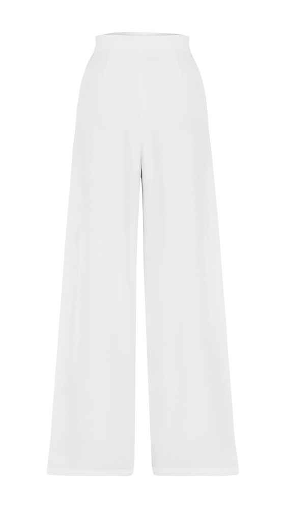 wide pants with pockets