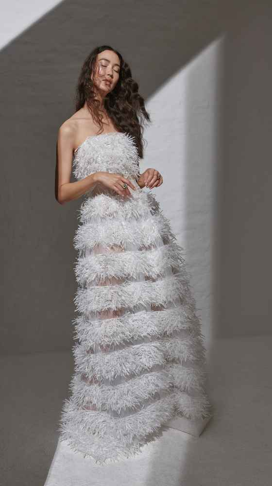 Thorn Corsage Dress