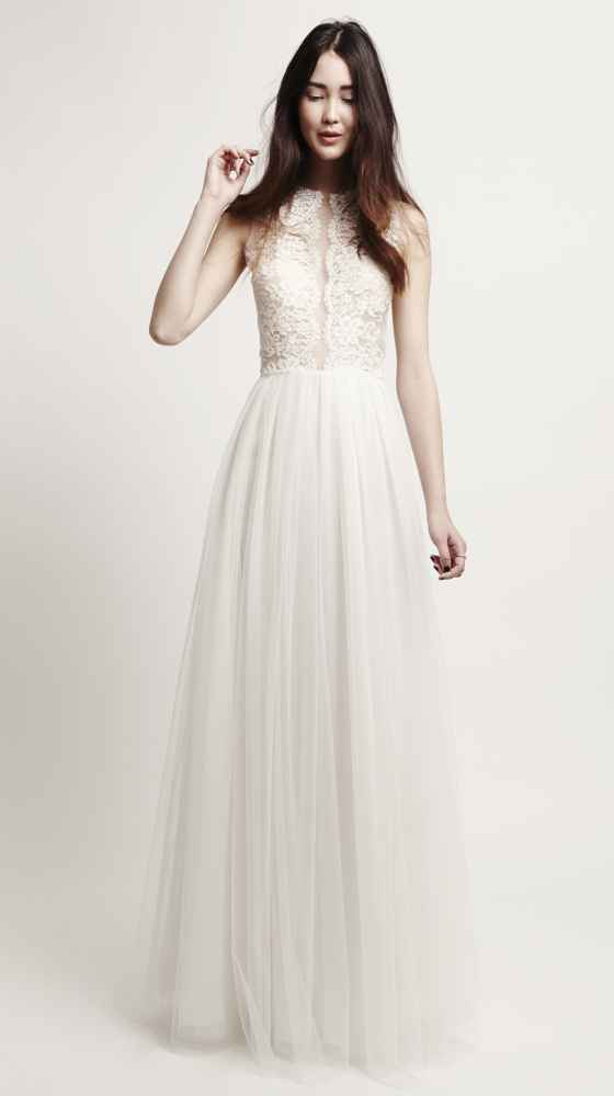 Wedding Dress Petite Fleur Dress