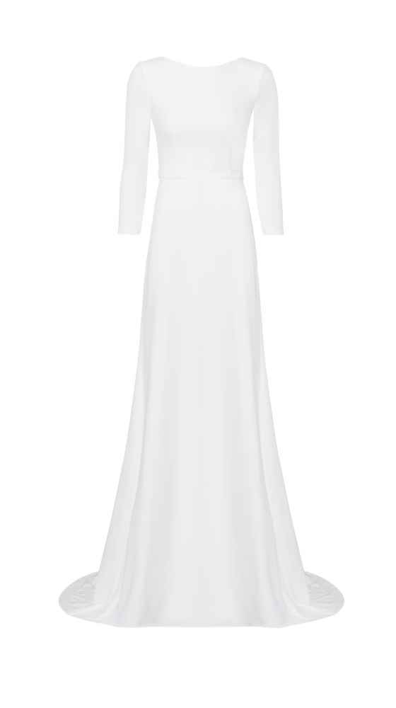 heavenly wedding dress from Kaviar Gauche