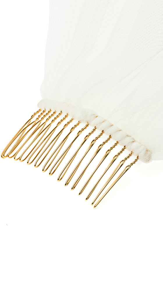 golden comb from Kaviar gauche