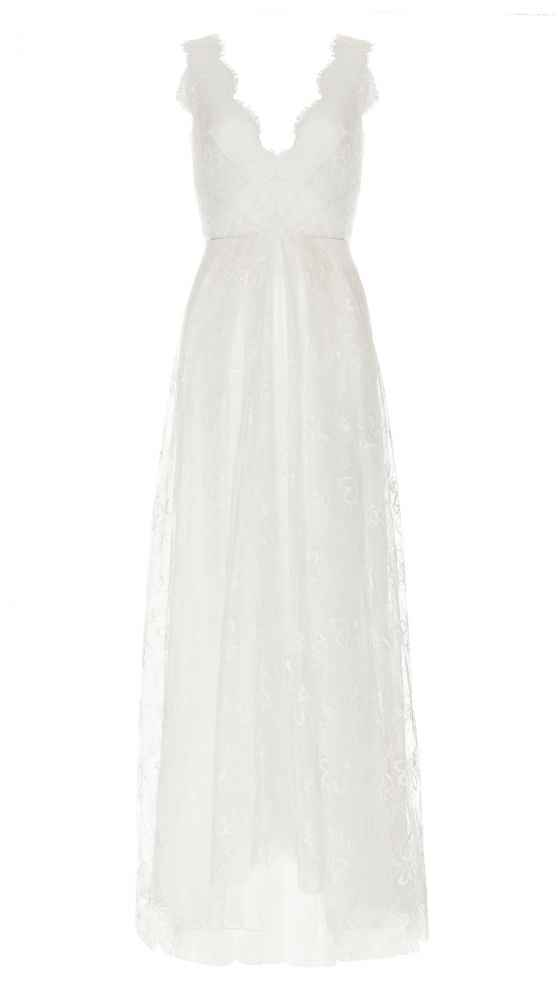 Wedding Dress with Lace Lovely Lace Dress by Kaviar Gauche