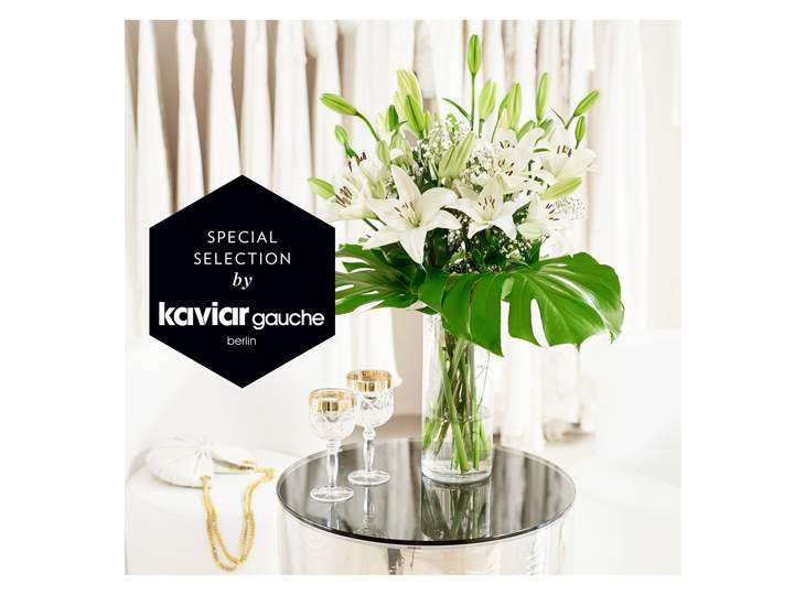 Kaviar Gauche News | Bloomy Days