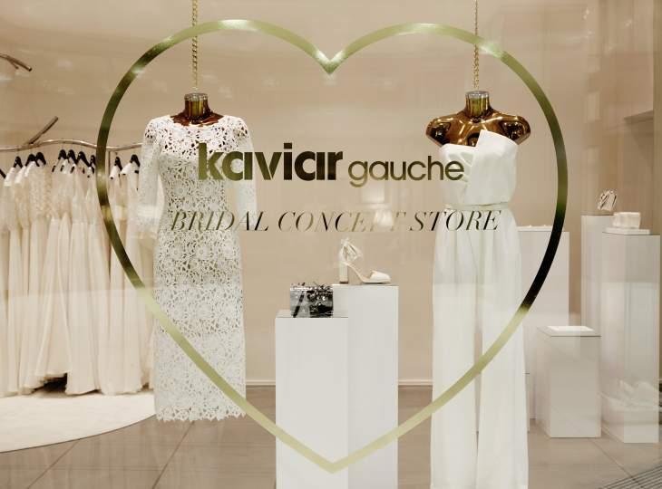 Kaviar Gauche News | Bridal Concept Store Düsseldorf | Bridal Dress | Brautkleid