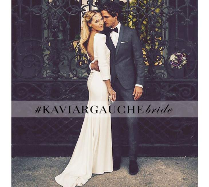 Kaviar Gauche Bridal Dress | Brautkleid | Marlitt Real Wedding | Bridal Story