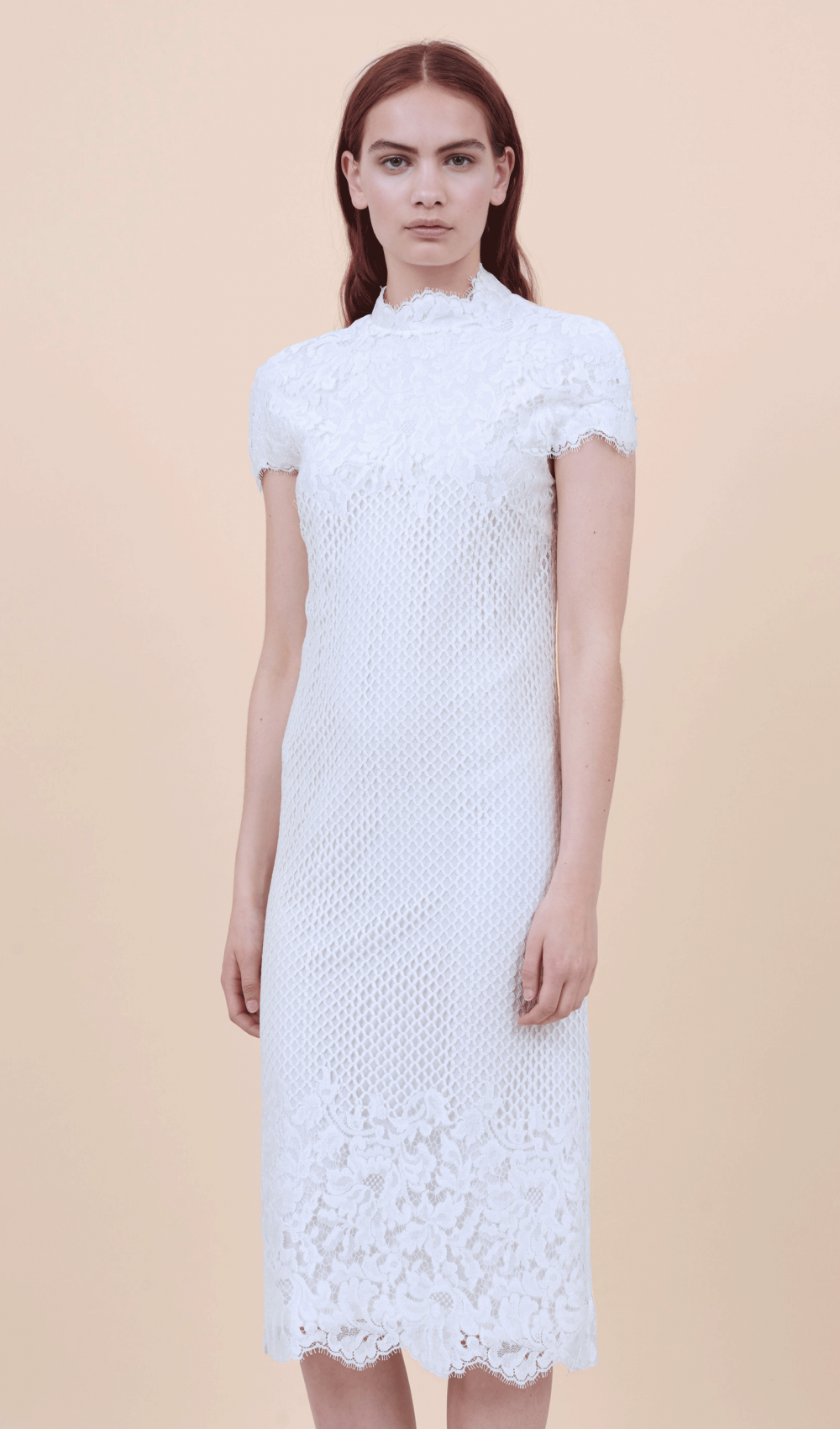 Loobook Calais Lace Dress