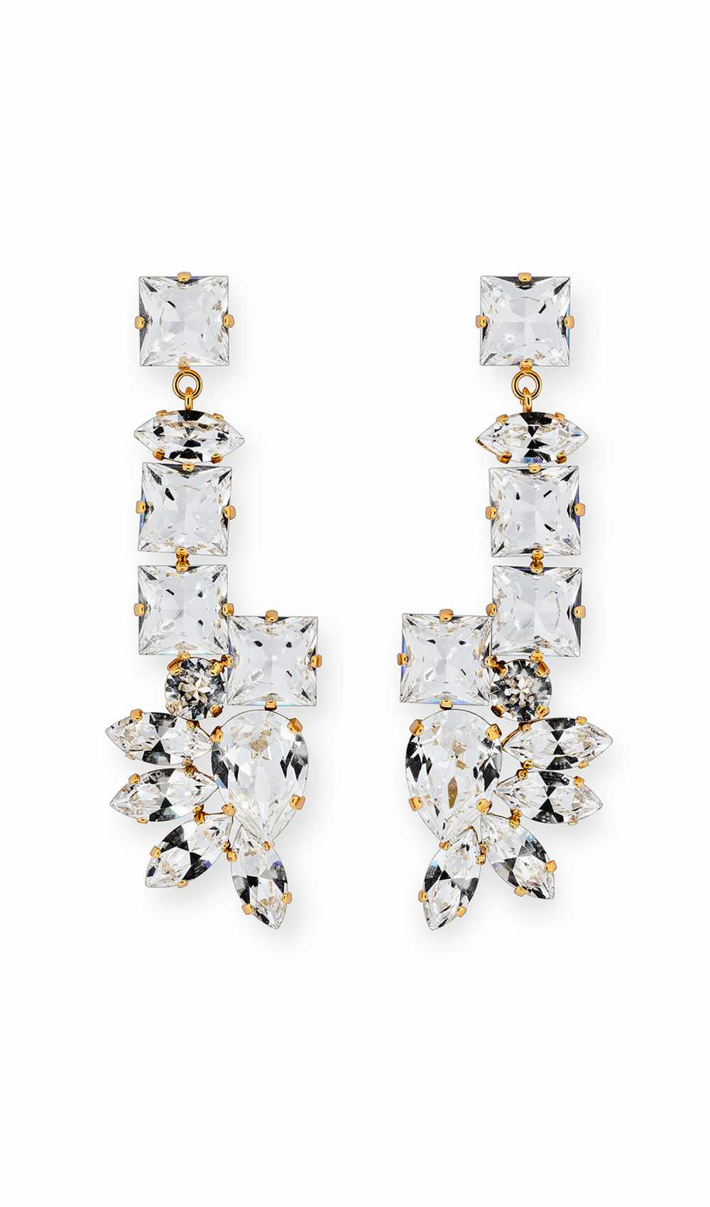 Earrings Duo Long von Sabrina Dehoff bei Kaviar Gauche