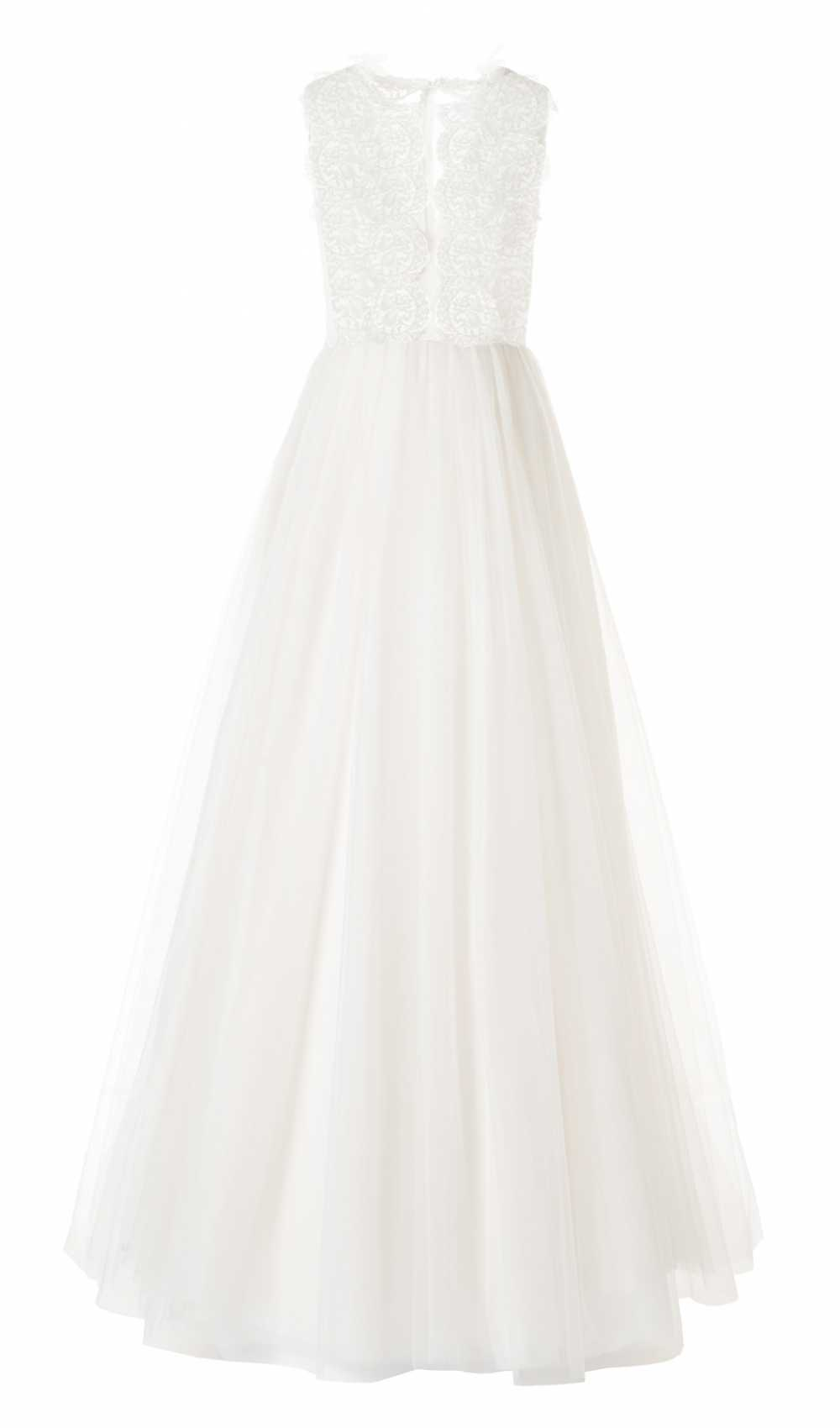 Wedding Dress Petite Fleur Dress by Kaviar Gauche