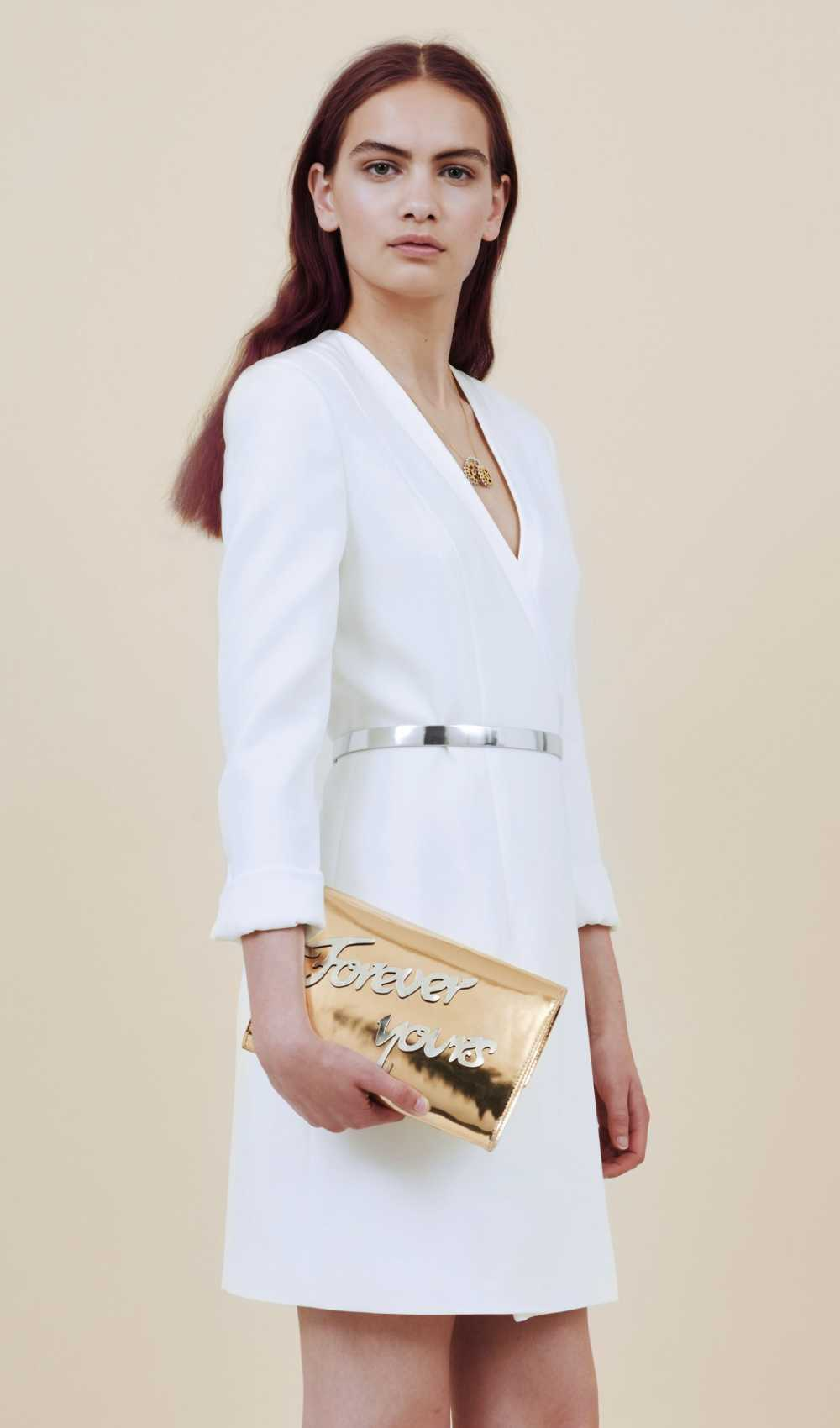 Lookbook Picture of the Forever Yours Clutch