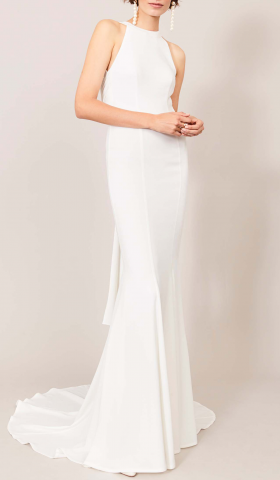 Kaviar Gauche Blanc de Blancs Dress