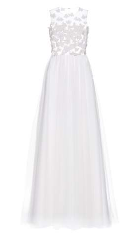 Playful wedding dress Papillon D'Amour Dress by Kaviar Gauche