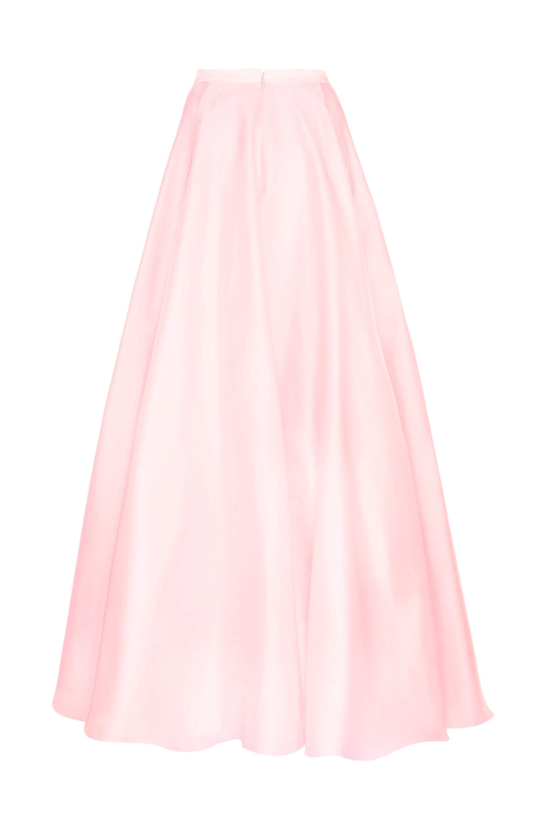 A-line Skirt rose colored